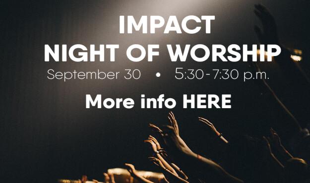 Impact Night of Worship