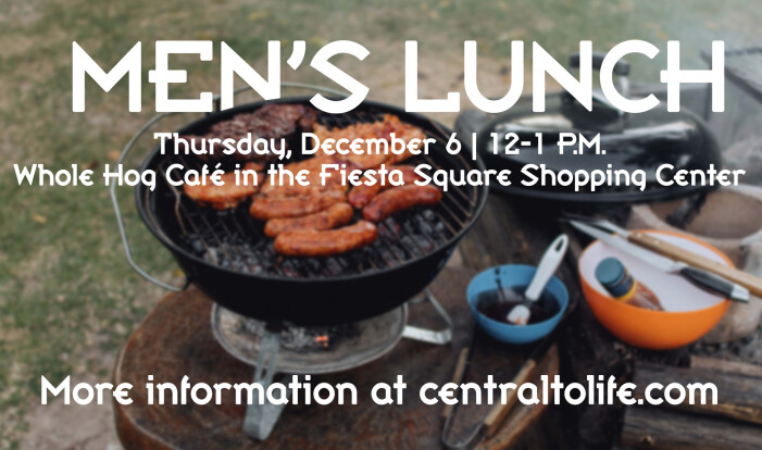 Mens Lunch