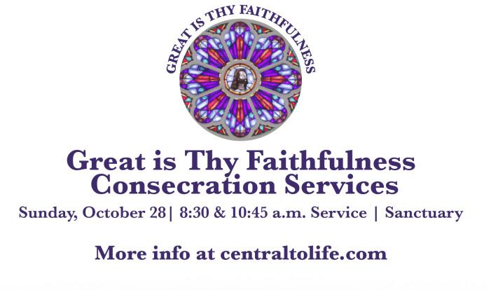 GITF Consecration Services