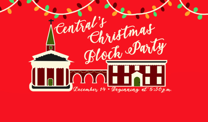 Christmas Block Party