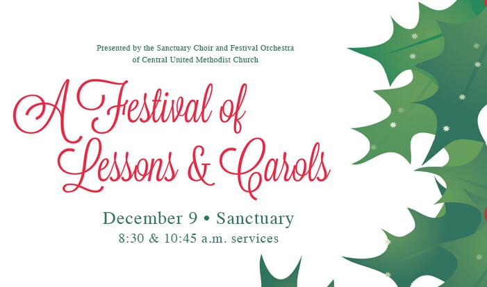 A Festival of Lessons & Carols