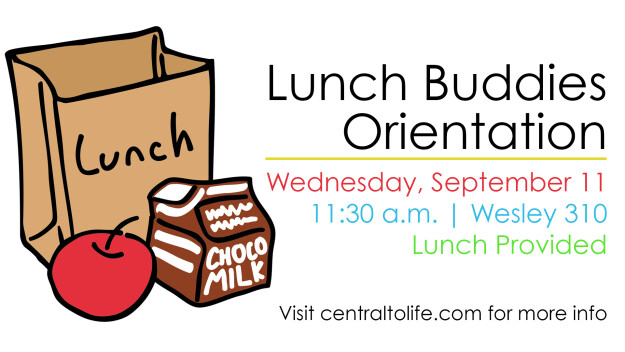 Lunch Buddy Informational Lunch