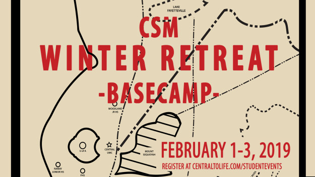 CSM Jr. & Sr. High Winter Retreat