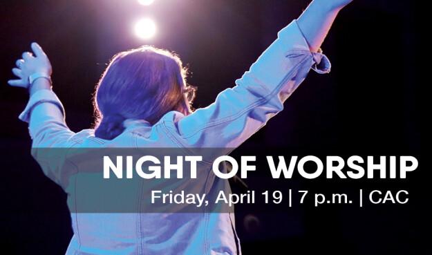 Good Friday: Night of Worship
