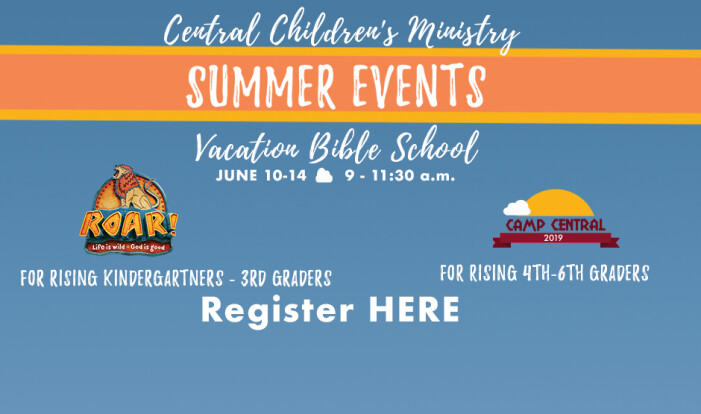 VBS/CampCentral