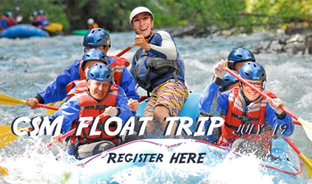 CSM Float Trip