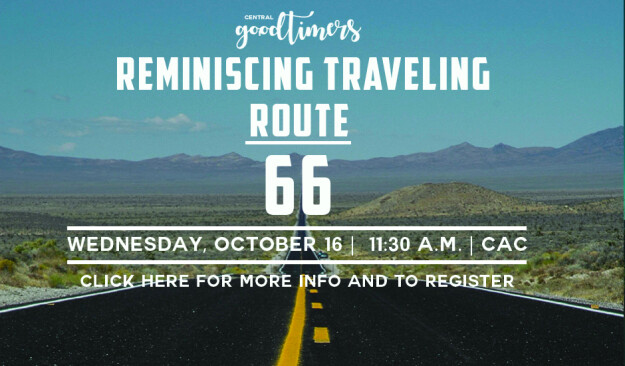 GoodTimers: Reminiscing Traveling Route 66